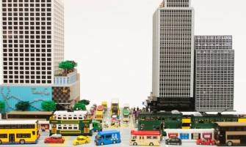 動漫節LEGO展率先睇 100萬粒砌香港街景 再送你LEGO及入場卷