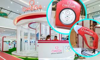 OMEGA Olympics Games Exhibition要去!真正投入奧運
