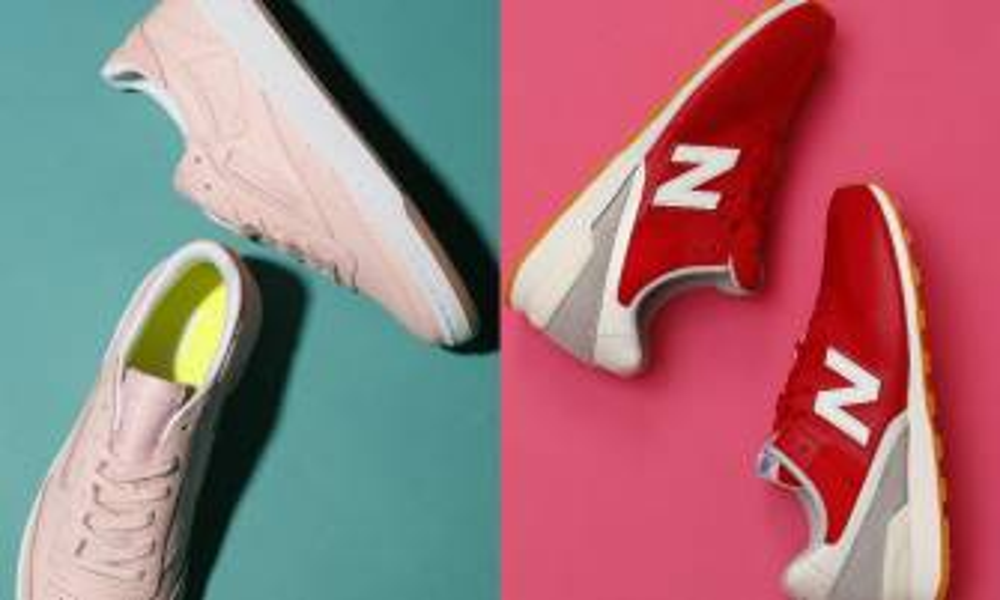 粉紅波鞋+紅色波鞋最新10對!女生必搶