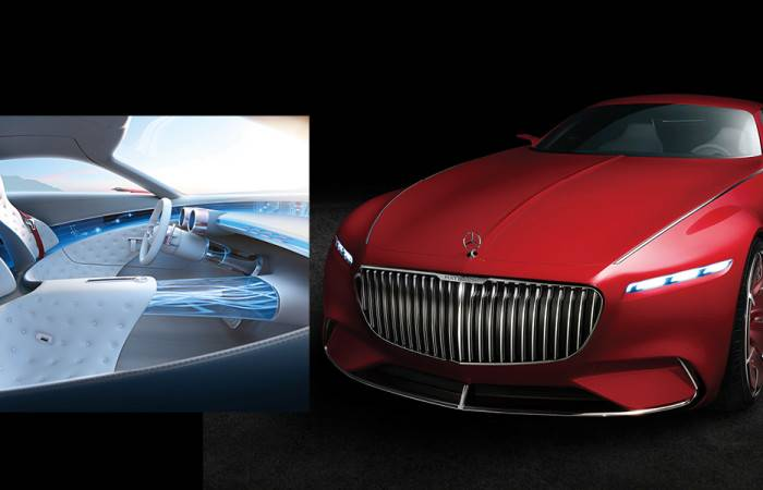 【范煜騏】大劉冒險號 The Vision Mercedes-Maybach 6