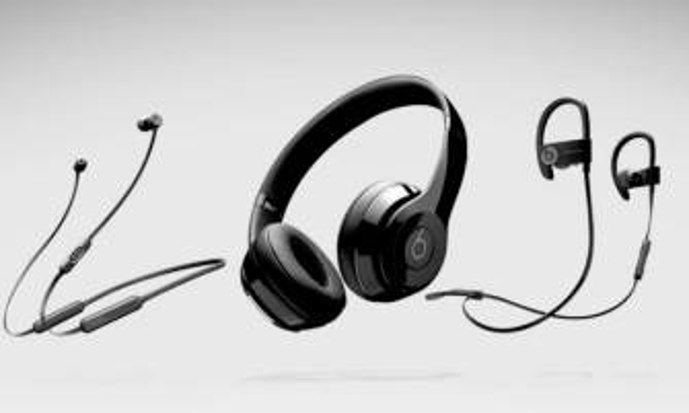 BeatsX極黑降臨 內置Apple W1全新無線耳機登場