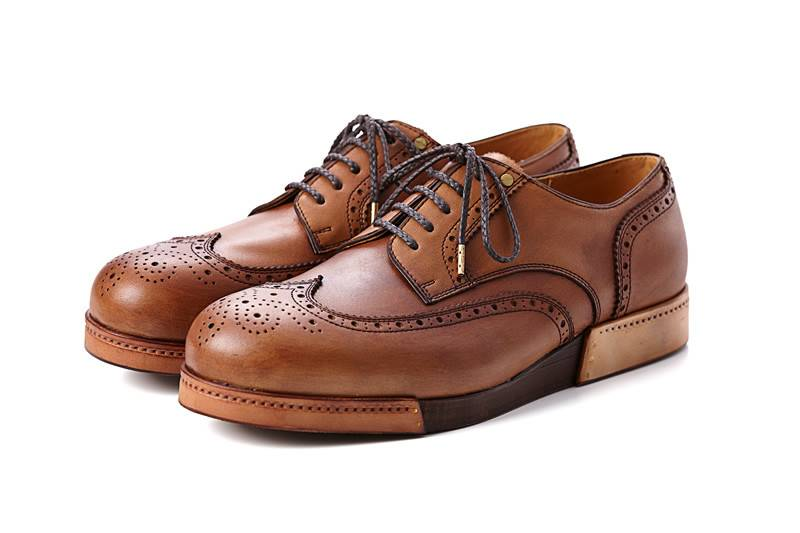Joli_Leather Madgard Wingtip - brown