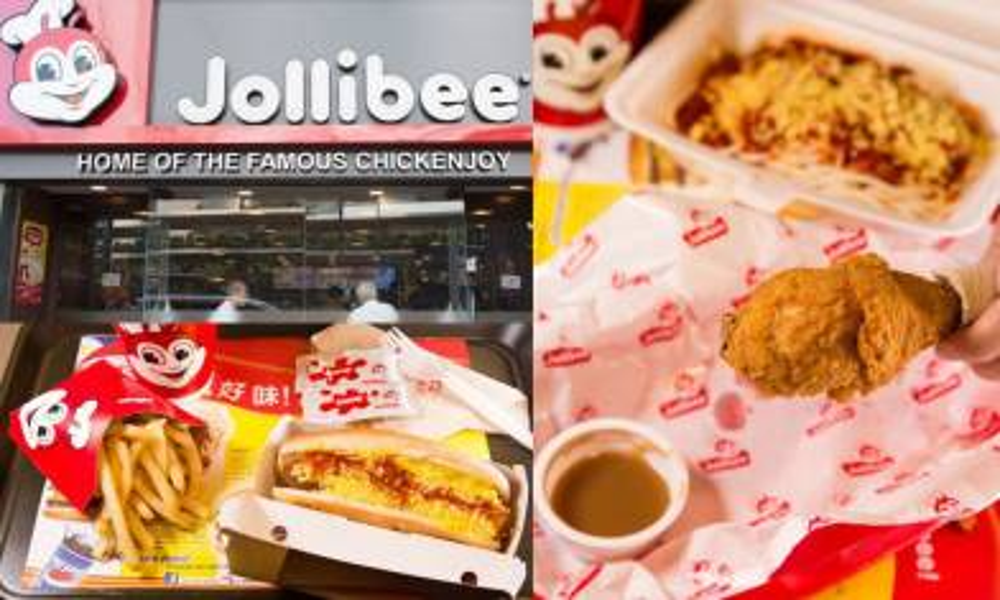 Jollibee祖樂比終於開分店!炸雞、熱狗試食報告