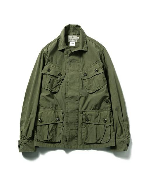 Kaptain Sunshine Fatigue Shirt Jacket