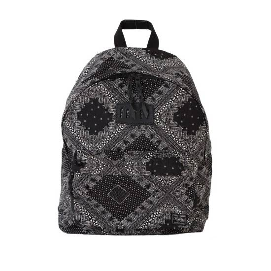 porter x essential design daypack - black