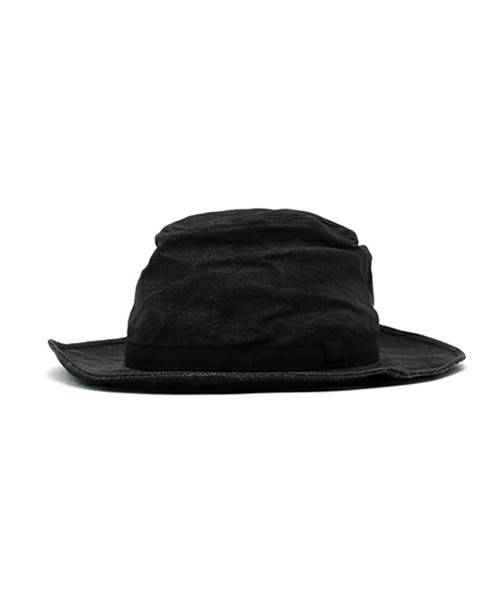 Racal Washable Hat - Black
