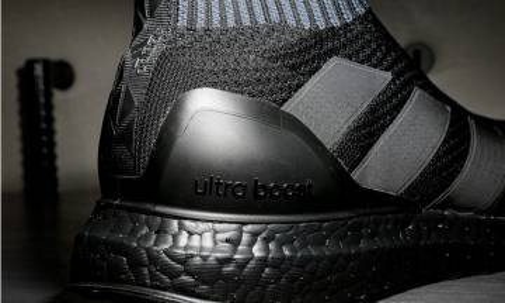ACE16+ PureControl UltraBoost Triple Black 黑出型格