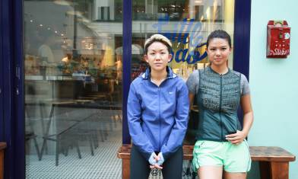 Little Bao餐廳主理人備戰渣馬 跑步像經營餐廳