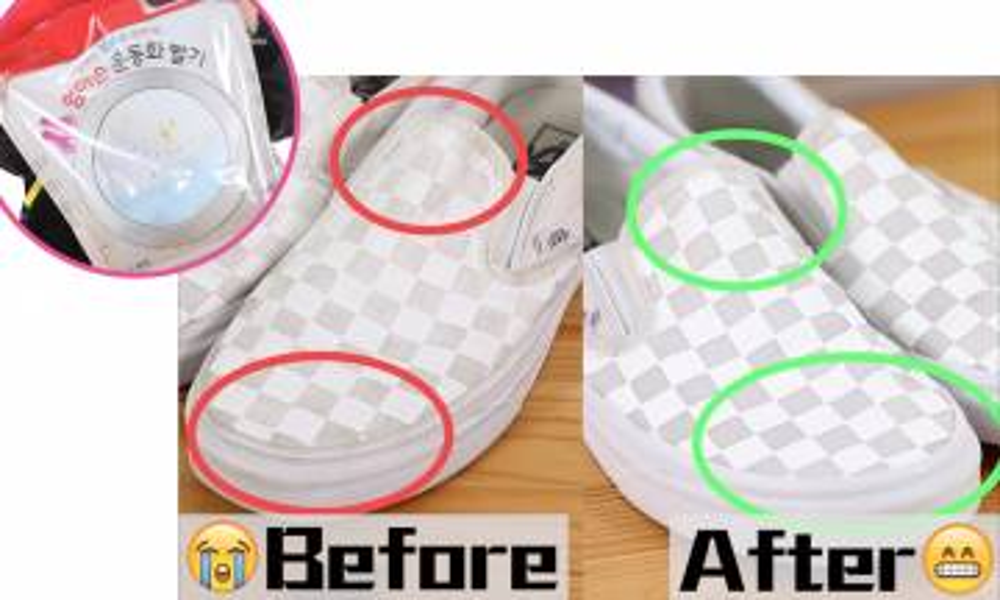 韓國媽媽手洗鞋清潔劑   搖10下波鞋即變白
