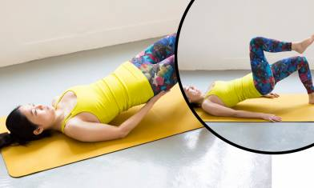 豐胸翹臀4式 睡在地上輕鬆挺