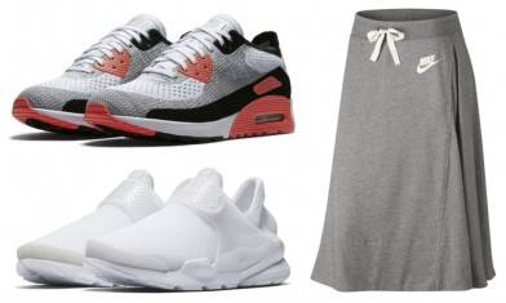 NIKE折扣大優惠! Sock Dart、Air Max、700件Sportswear最多低至5折!