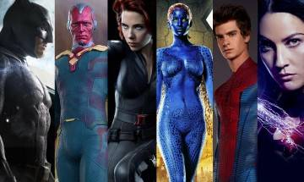 6 位曾表示「不喜歡穿 超級英雄裝 」的「英雄」