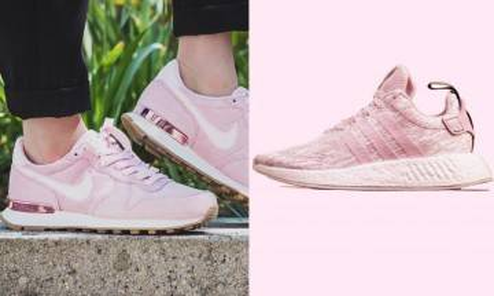 女生瞬間心動 ! 6款夏季必敗粉紅波鞋