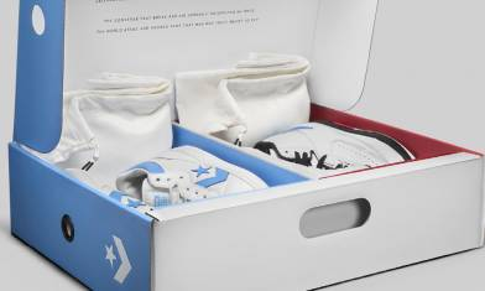 Air Jordan x Converse 北卡別注