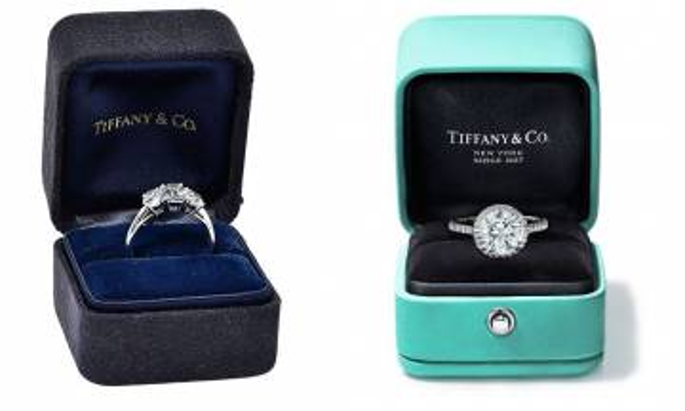 Tiffany&Co. 求婚戒指盒大變身 解構3大改造位