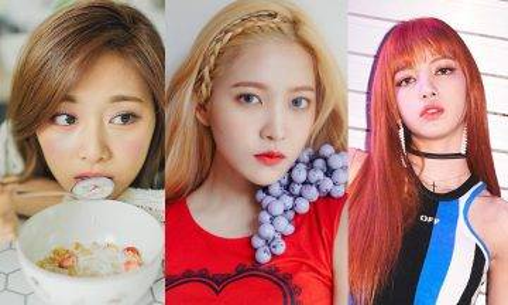 BLACKPINK、TWICE、GFRIEND 韓國5大熱門女團 隊內「忙內」各有特色