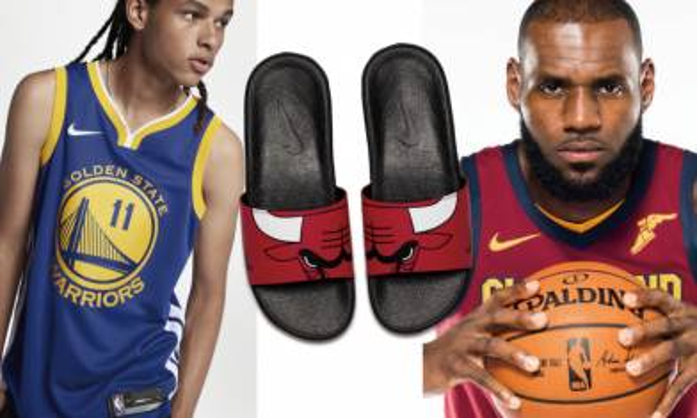 NBA 5大列強檢閱 NBA波衫全新體驗