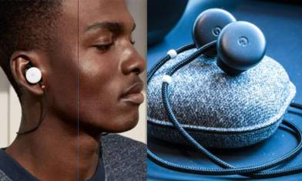 人人變外語專家 Google藍牙耳機 直接秒翻40種語言