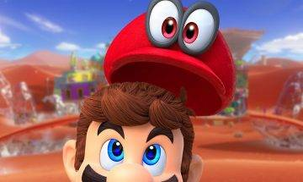 《Super Mario Odyssey》出爐 5個增加遊戲性的小技巧