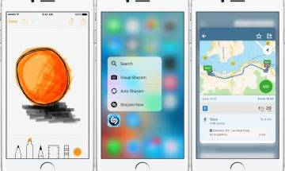 iPhone隱藏功能!10個必學3D touch操作功能一覽
