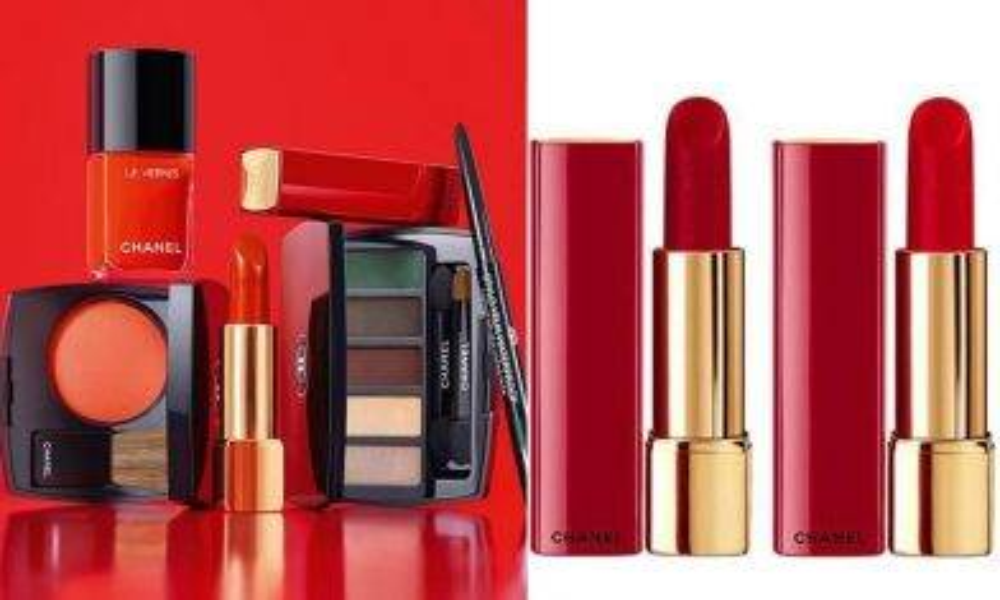 Chanel化妝品美得犯規!2017聖誕限定彩妝系列曝光