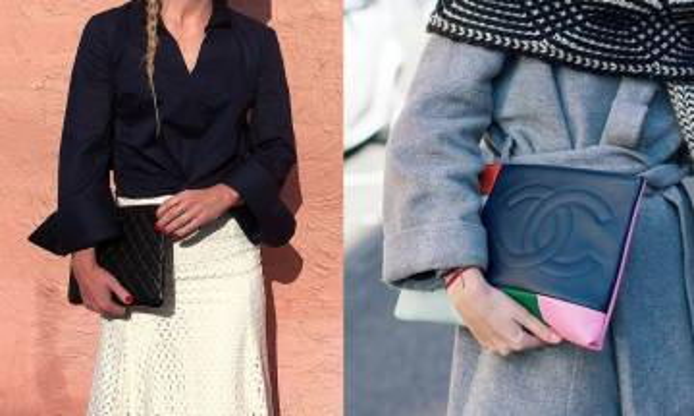 百搭型格Chanel手袋!31款Chanel clutch入門之選晒冷