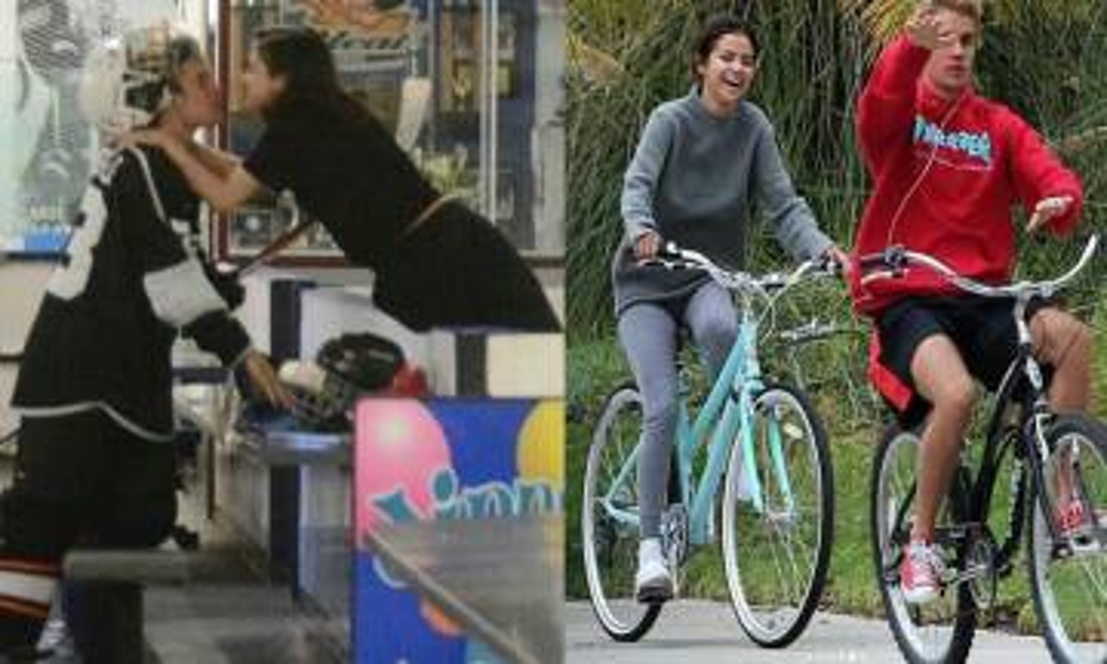 MK情侶世紀復合!Justin Bieber復合Selena Gomez 兩人甜蜜熱吻引粉絲狂歡!