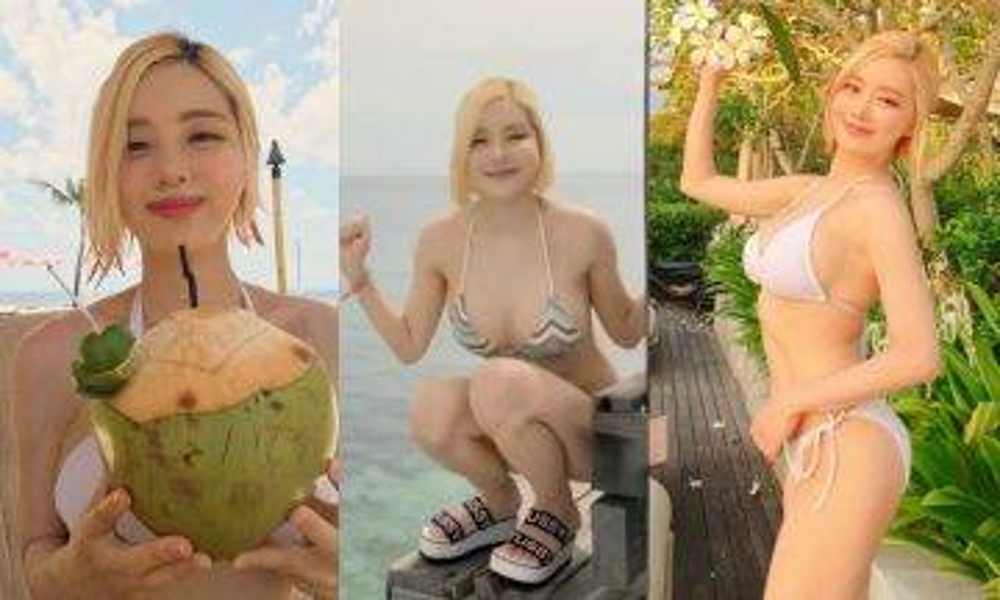 DJ Soda新片新相 韓國胸「硬過石頭」