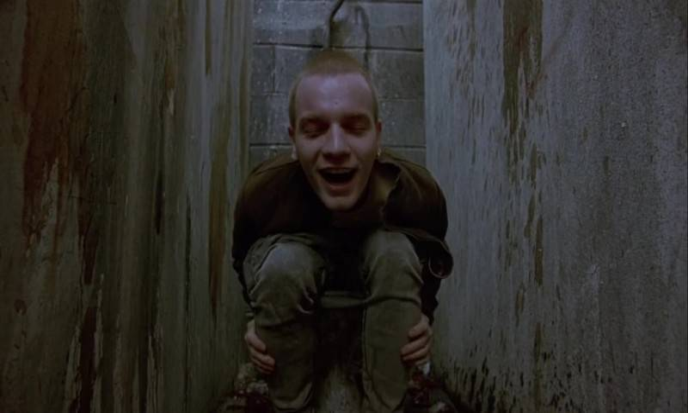 Ewan Mcgregor喺電影《Transporting》入面嘅反叛skinhead型象我最有印象。