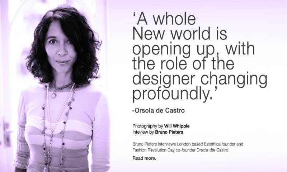 orsola_cofounder of fashion revolution