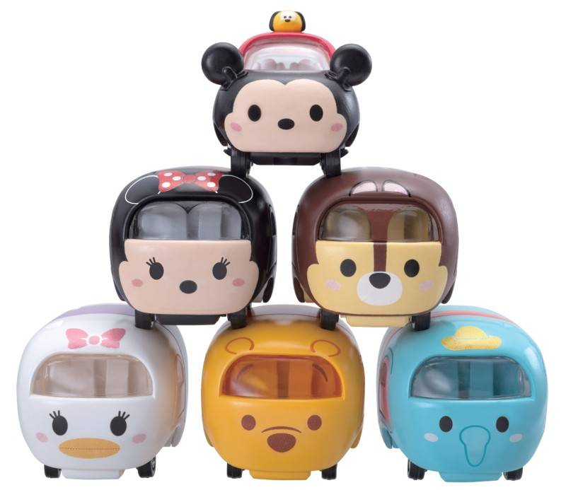 TsumTsum Group Mickey