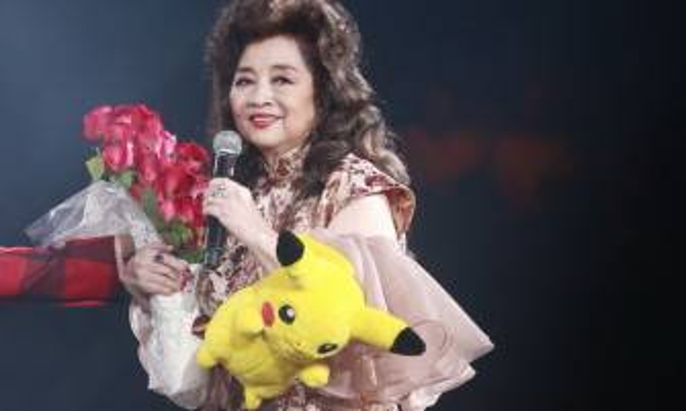 【杜如風】陪媽媽看徐小鳳演唱會