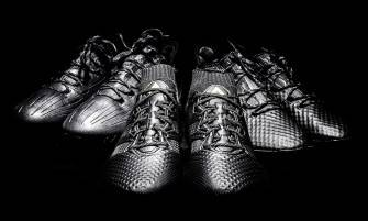 adidas football「Dark Space」系列 黑色境界
