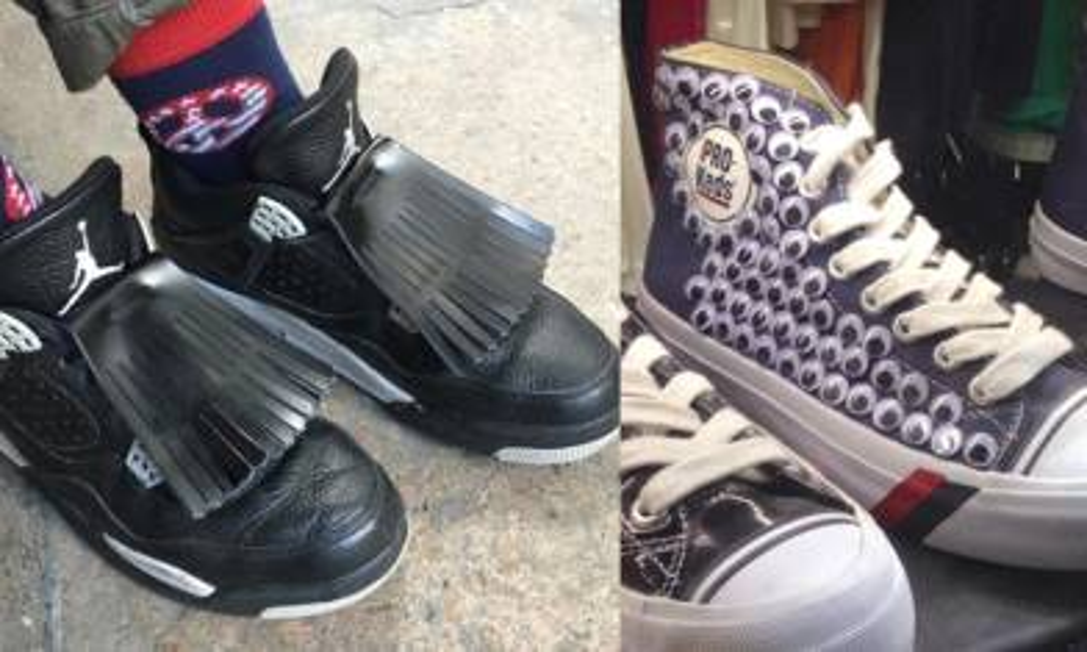 陳錫海shopping tips 之波鞋玩味潮流
