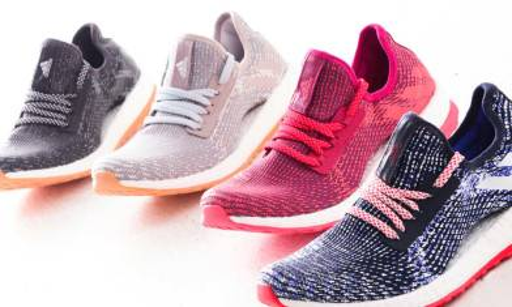 adidas PureBoost X ATR 防跣新體驗