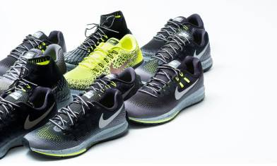 NIKE running「 Shield Pack」系列 無懼惡劣天氣