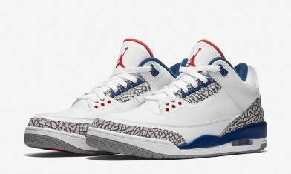 最後一搏!Air Jordan 3 「True Blue」突襲上線喇!