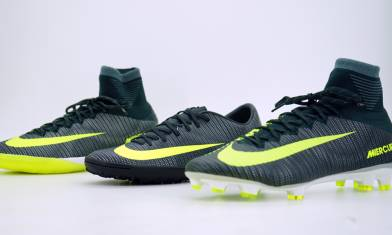 NIKE Football Mercurial Superfly V CR7「Discovery」傳奇誕生