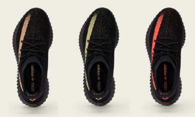 adidas Originals YEEZY Boost 350 V2 新色上陣