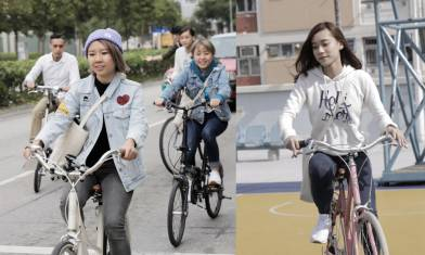 Reebok Classic x Bike The Moment Bike Tour 靚鞋+單車原來也是完美的配搭