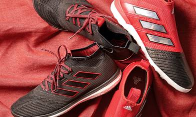 adidas Football Tango「Red Limit」Collection 紅色警戒