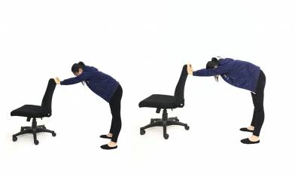 每日1分鐘「 鞠躬呼吸減肥法 」!輕鬆拉筋 同時 打造易瘦體質