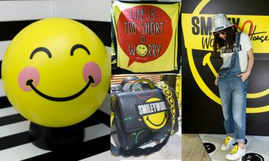 Smileyworld designed by House of Avenues 哈哈笑來襲  10款編輯部推介