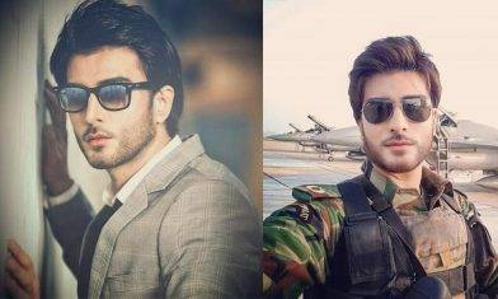 巴基斯坦翻拍《太陽的後裔》男主角 伊姆蘭·阿巴斯 靚仔過宋仲基!