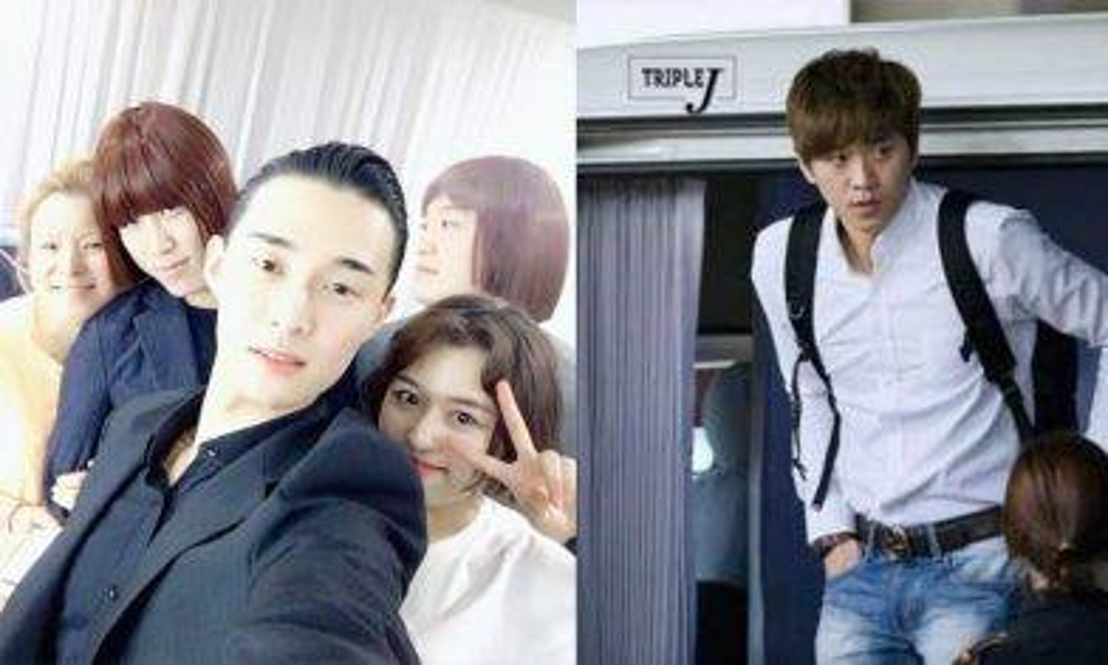 追韓星亦追經理人?盤點韓國3位擁有粉絲的男經理人