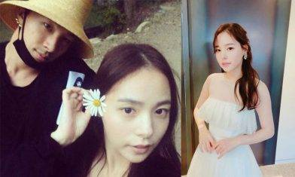 原來一早影咗結婚相 太陽@Big Bang 宣布迎娶拍拖4年女友閔孝琳