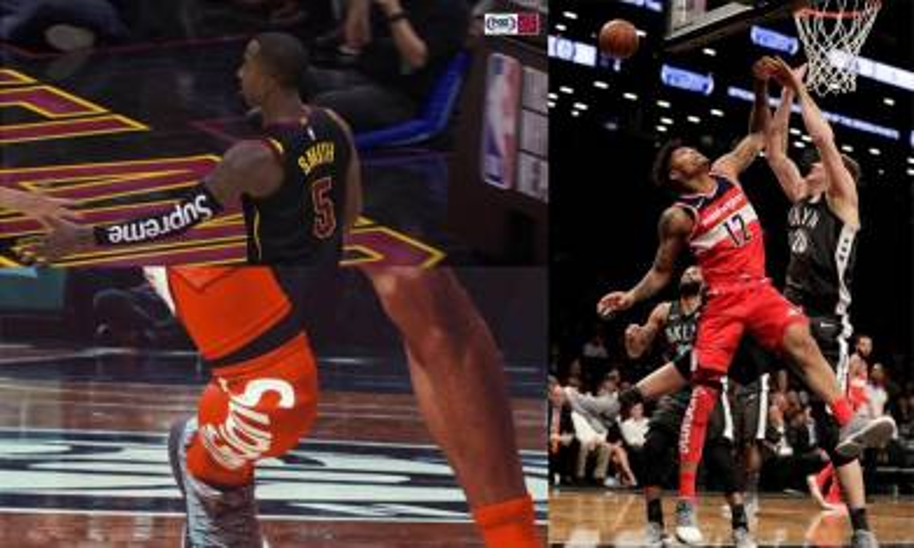 犯規都要著 NBA球星熱捧Supreme腳套袖套