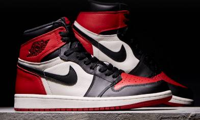 黑腳趾2.0?Air Jordan 1 Retro High「Bred Toe」原價入手