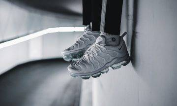 變種版出沒!NIKE Air VaporMax Plus 全白入手