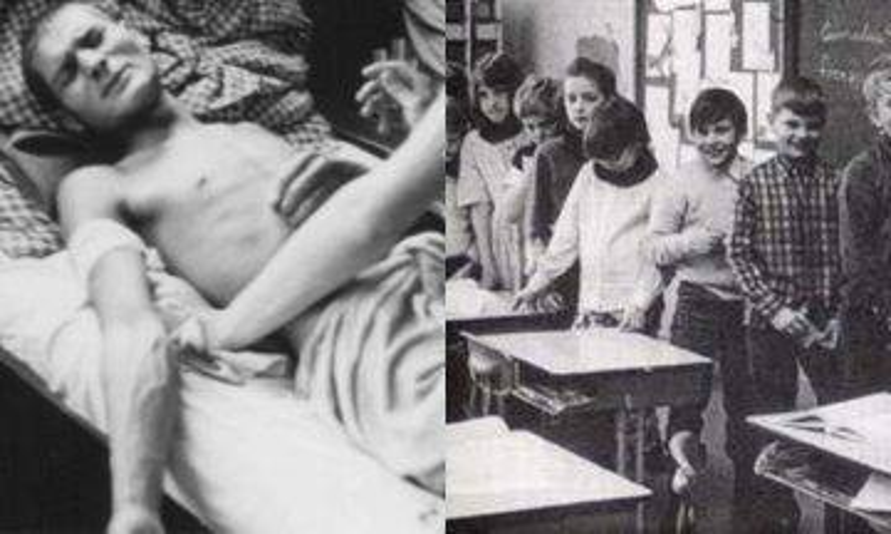 5項歷史上曾經真實發生的殘忍人體「社會實驗」!